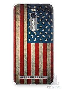 Capa Zenfone 2 Bandeira EUA