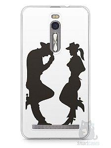 Capa Zenfone 2 Cowboy e Cowgirl