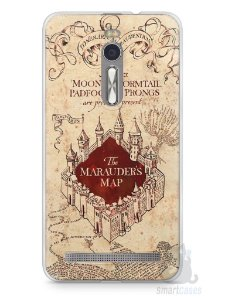 Capa Zenfone 2 Harry Potter #1
