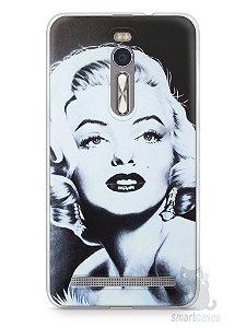 Capa Zenfone 2 Marilyn Monroe #4