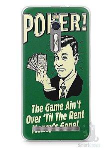 Capa Zenfone 2 Poker #2