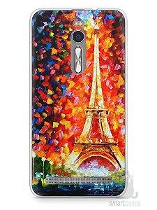 Capa Zenfone 2 Torre Eiffel #3