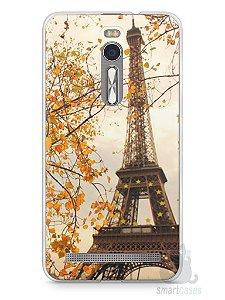 Capa Zenfone 2 Torre Eiffel #1
