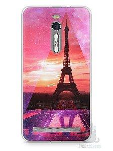 Capa Zenfone 2 Torre Eiffel #2