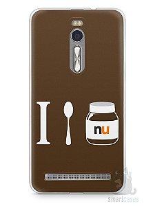 Capa Zenfone 2 Nutella #3
