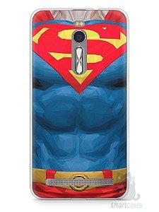 Capa Zenfone 2 Super Homem #2