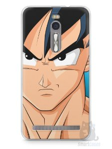 Capa Zenfone 2 Dragon Ball Z Goku