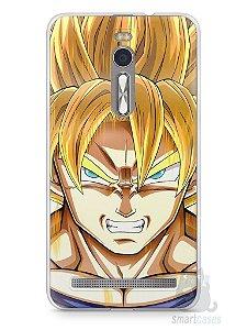 Capa Zenfone 2 Dragon Ball Z Gohan SSJ2