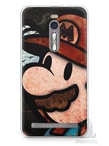 Capa Zenfone 2 Super Mario #2