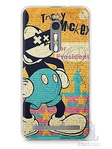 Capa Zenfone 2 Mickey Mouse #1