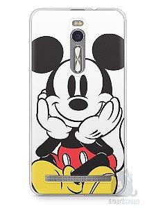 Capa Zenfone 2 Mickey Mouse #2