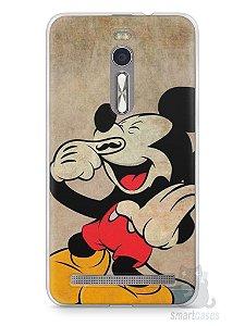 Capa Zenfone 2 Mickey Mouse #3