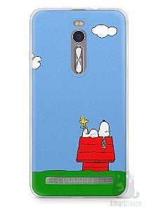 Capa Zenfone 2 Snoopy #3
