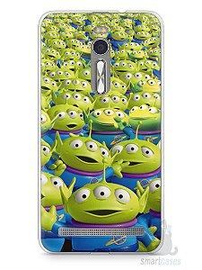 Capa Zenfone 2 Aliens Toy Story #2