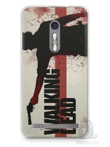 Capa Zenfone 2 The Walking Dead #1