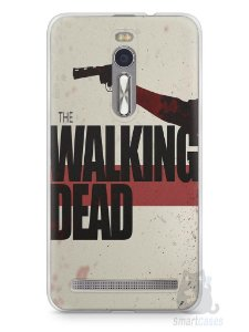 Capa Zenfone 2 The Walking Dead #3
