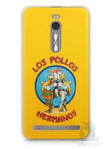Capa Zenfone 2 Breaking Bad Los Pollos Hermanos #2