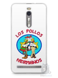 Capa Zenfone 2 Breaking Bad Los Pollos Hermanos #1