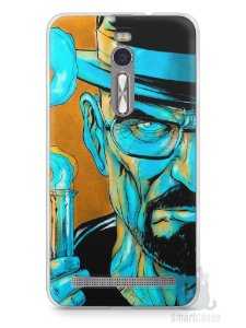 Capa Zenfone 2 Breaking Bad #1