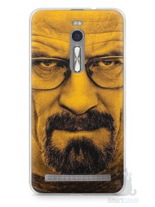 Capa Zenfone 2 Breaking Bad #3