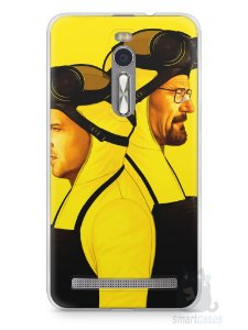 Capa Zenfone 2 Breaking Bad #10