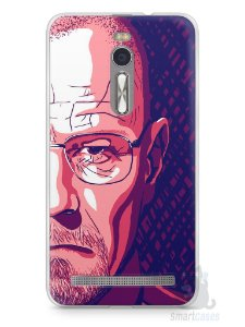 Capa Zenfone 2 Breaking Bad #6