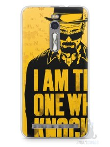 Capa Zenfone 2 Breaking Bad #8