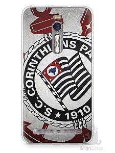 Capa Zenfone 2 Time Corinthians #1