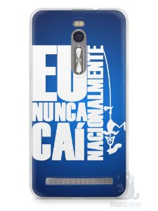 Capa Zenfone 2 Time Cruzeiro #4