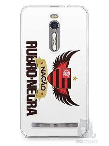 Capa Zenfone 2 Time Flamengo #3