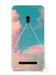 Capa Zenfone 5 Triângulo no Céu