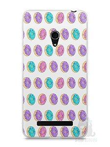 Capa Zenfone 5 Donuts