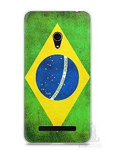 Capa Zenfone 5 Bandeira do Brasil