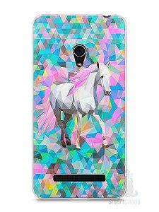 Capa Zenfone 5 Cavalo Pintura