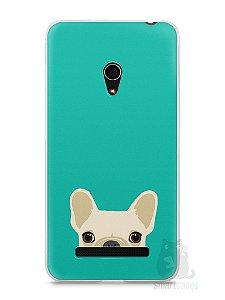 Capa Zenfone 5 Cachorro Bulldog Francês #2