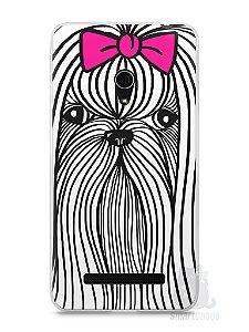 Capa Zenfone 5 Cachorro Chitzu