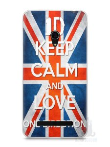 Capa Zenfone 5 One Direction #3