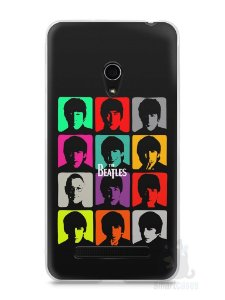 Capa Zenfone 5 The Beatles #3