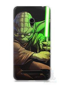 Capa Zenfone 5 Yoda Star Wars
