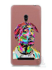 Capa Zenfone 5 Tupac Shakur #4