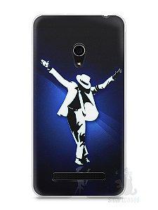 Capa Zenfone 5 Michael Jackson #1
