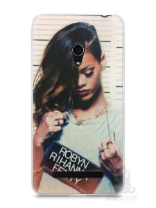 Capa Zenfone 5 Rihanna #2