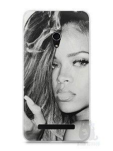 Capa Zenfone 5 Rihanna #3