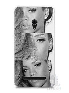Capa Zenfone 5 Rihanna #4