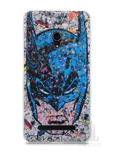 Capa Zenfone 5 Batman Comic Books #1