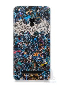 Capa Zenfone 5 Batman Comic Books #3