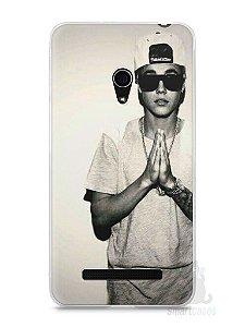 Capa Zenfone 5 Justin Bieber