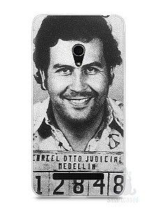 Capa Zenfone 5 Pablo Escobar
