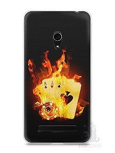 Capa Zenfone 5 Poker #1