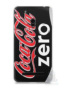Capa Zenfone 5 Coca-Cola Zero